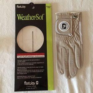 Foot Joy   Golf glove women's NWT